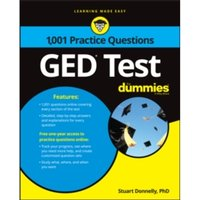 1,001 GED Practice Questions For Dummies by Consumer Dummies (Paperback, 2017)
