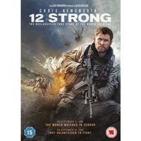 12 Strong DVD