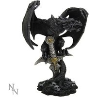 The Sword and the Dragon Figurine