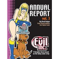 Evil Inc Annual Report Volume 3 Paperback