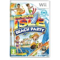 Vacation Isle Beach Party Game