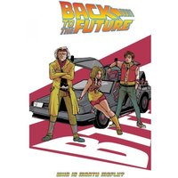 Back To The Future Volume 3 Who Is Marty Mcfly?