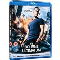 The Bourne Ultimatum Blu-Ray