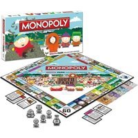 Ex-Display Monopoly South Park