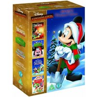Mickey's Christmas Collection DVD