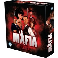 Mafia Vendetta Card Game