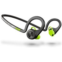 Plantronics BackBeat FIT Black Green Intraaural Neck-band headphone
