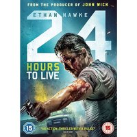 24 Hours to Live DVD