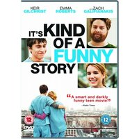 It's Kind Of A Funny Story DVD