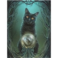 Rise of The Witches Canvas by Lisa Parker