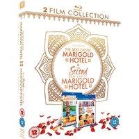 The Best Exotic Marigold Hotel/The Second Best Exotic Marigold Hotel Blu-ray