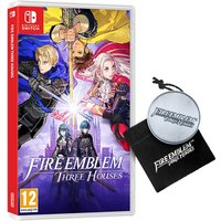 Fire Emblem Three Houses Nintendo Switch Game (with Branded Coin)
