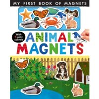 Animal Magnets : My First Book of Magnets