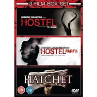 Hostel / Hostel Part II / Hatchet DVD