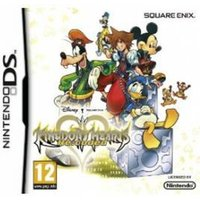 Kingdom Hearts Recoded Game