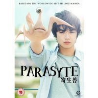 Parasyte The Movie: Part 1 DVD
