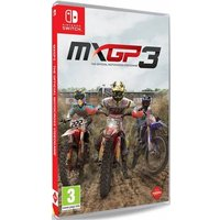 MXGP3 The Official Motocross Videogame Nintendo Switch Game