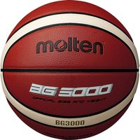 Image of Molten 3000 Synthetic Basketball - Size 6