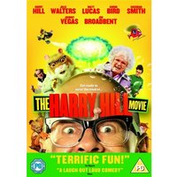 The Harry Hill Movie DVD