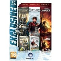 Settlers 5, Heroes V & World in Confllict Triple Pack Game