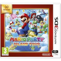 Mario Party Island Tour 3DS Game (Selects)