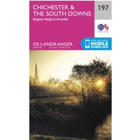 Chichester & the South Downs : 197