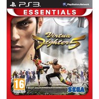 Virtua Fighter 5 Game (Essentials)