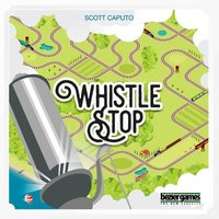 Whistle Stop Board Game