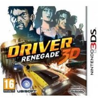 Driver Renegade Game 3DS