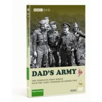 Dads Army The Complete First Series Plus the 'Lost' Episodes of Series Two DVD