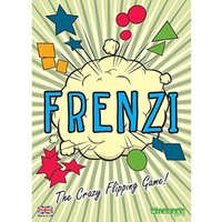 FRENZI - The Crazy Flipping Card Game