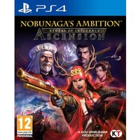 Nobunaga's Ambition Sphere of Influence Ascension PS4 Game