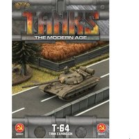 TANKS: The Modern Age Sov T-64 Expansion