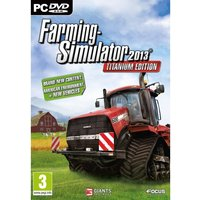 Farming Simulator 2013 Titanium Edition Game