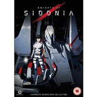 Knights Of Sidonia Complete Series 1 Collection DVD