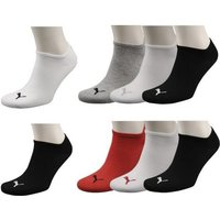 Invisible Sock Black UK Size 2-5H