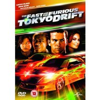 The Fast And The Furious Tokyo Drift DVD