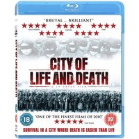 City Of Life And Death Blu-ray