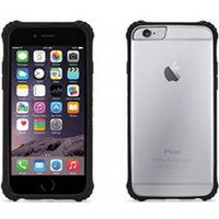 Griffin GB38865 Survivor Core Case for iPhone 6 Clear and Black
