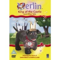 Merlin The Magical Puppy - King Of The Castle And Other Tails DVD