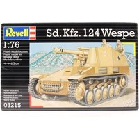 Sd.Kfz. 124 Wespe 1:76 Revell Model Kit