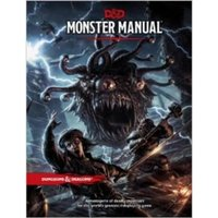 Monster Manual: A Dungeons & Dragons Core Rulebook by Wizards of the Coast (Hardback, 2014)