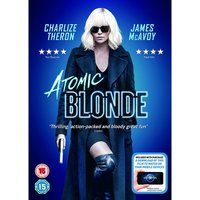Atomic Blonde DVD + Digital Download