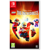 Lego The Incredibles Nintendo Switch Game