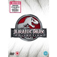Jurassic Park Collection 1-4 DVD