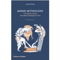 Greek Mythology: A Traveller's Guide from Mount Olympus to Troy by Lis Watkins, David Stuttard (Hardback, 2016)