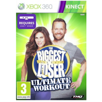 Kinect The Biggest Loser Ultimate Workout Game