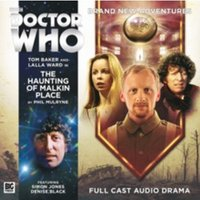 The Fourth Doctor Adventures : The Haunting of Malkin Place : 6.5