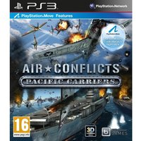 Air Conflicts Pacific Carriers Game