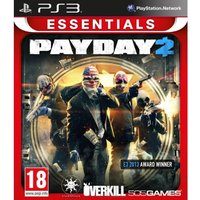 Payday 2 PS3 Game (Essentials)